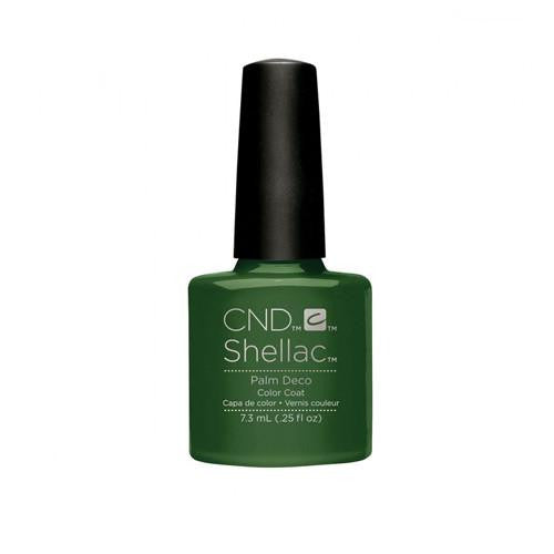 CND SHELLAC - PALM DECO  .25 OZ. - Nails Plus Depot