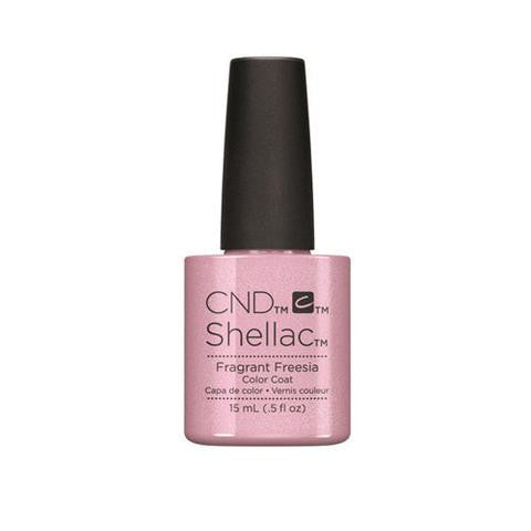 CND SHELLAC - FRAGRANT FREESIA  .25 OZ. - Nails Plus Depot - Professional Nail Supplies