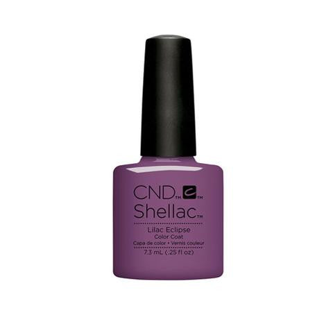 CND SHELLAC -LILAC ECLIPSE  .25 OZ. - Nails Plus Depot