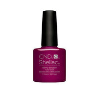 CND SHELLAC -BERRY BOUDOIR   .25 OZ. - Nails Plus Depot