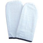 PROFESSIONAL TERRY CLOTH MITTENS 1 PAIR - Nails Plus Depot