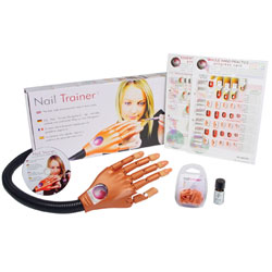 NAIL TRAINER KIT BY ESSENTIAL NAILS - Nails Plus Depot
