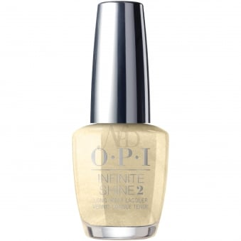OPI INFINITE SHINE - HOLIDAY LOVE XOXO- GIFT OF GOLD NEVER GETS OLD 15 ML. - Nails Plus Depot