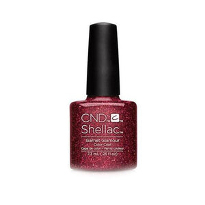 CND SHELLAC - GARNET GLAMOUR  .25 OZ. - Nails Plus Depot