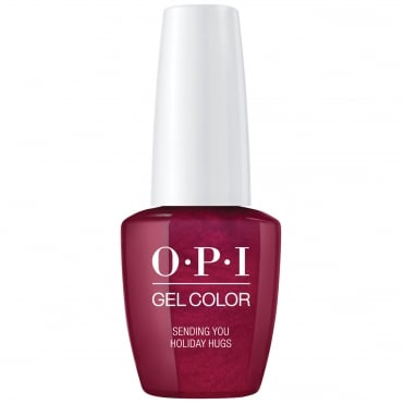 OPI GELCOLOR - HOLIDAY LOVE XOXO- SENDING YOU HOLIDAY HUGS 7.5 ML. - Nails Plus Depot