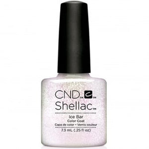 CND SHELLAC - GLACIAL ILLUSION THE COLLECTION - ICE BAR / 0.25 OZ. - Nails Plus Depot