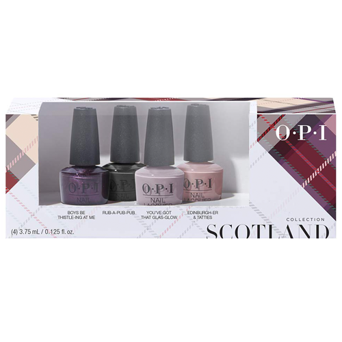 OPI MINI SCOTLAND 2019 FALL COLLECTION - Nails Plus Depot