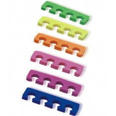 FOAM TOE SEPARATORS - Nails Plus Depot