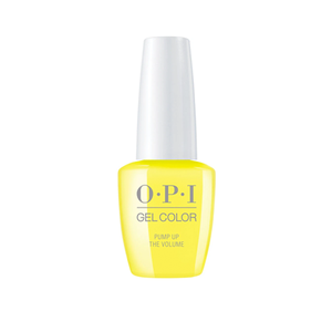 OPI GELCOLOR NEON COLLECTION -PUMP UP THE VOLUME - Nails Plus Depot