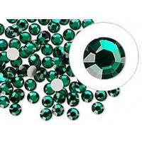RHINESTONES – EMERALD - Nails Plus Depot