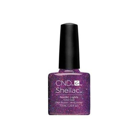 CND SHELLAC - NORDIC LIGHTS  .25 OZ. - Nails Plus Depot