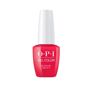 OPI GELCOLOR WE SEAFOOD AND EAT IT 15ML. - Nails Plus Depot