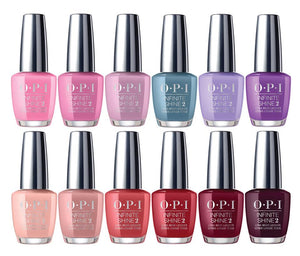 OPI PERU INFINITE SHINE COLLECTION  12 CT. - Nails Plus Depot