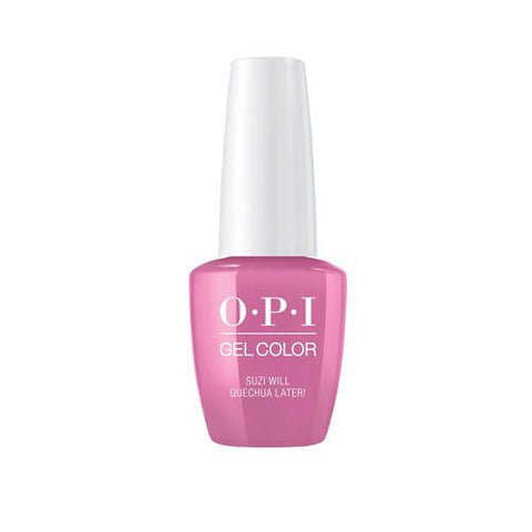 OPI PERU COLLECTION-LIMA TELL YOU ABOUT THIS COLOR  .5 OZ. - Nails Plus Depot