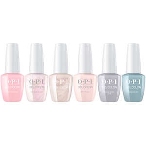OPI GELCOLOR- ALWAYS BARE FOR YOU COLLECTION - Nails Plus Depot