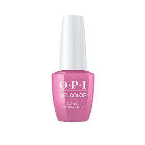 OPI PERU COLLECTION- SUZI WILL QUECHUA LATER ! .5 OZ. - Nails Plus Depot