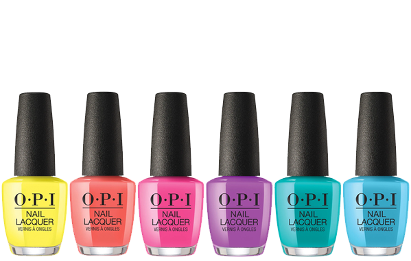 OPI NEON  COLLECTION  SUMMER 2019 - Nails Plus Depot