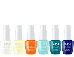 OPI GEL COLOR GREASE COLLECTION SUMMER 2018 - Nails Plus Depot