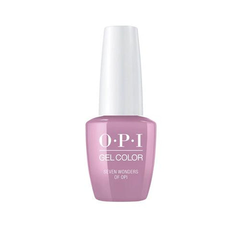 OPI PERU COLLECTION- SEVEN WONDERS OF OPI  .5 OZ. - Nails Plus Depot