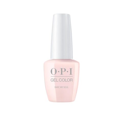 OPI GELCOLOR ALWAYS BARE FOR YOU COLLECTION -BARE MY SOUL - Nails Plus Depot