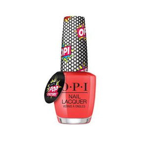 OPI POP CULTURE COLLECTION-  OPI POPS ! 15 ML. - Nails Plus Depot