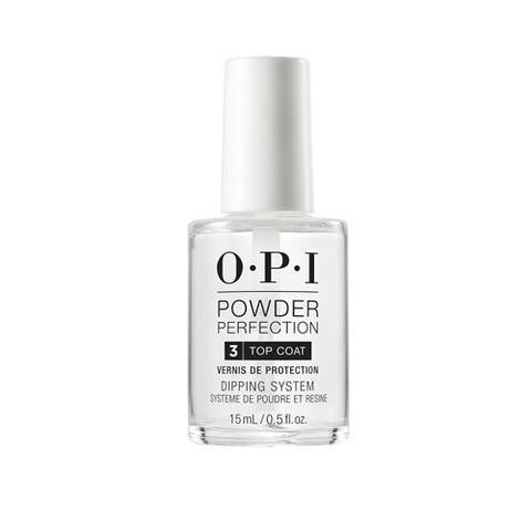 OPI POWDER PERFECTION STEP 3 TOP COAT  0.5 OZ. - Nails Plus Depot