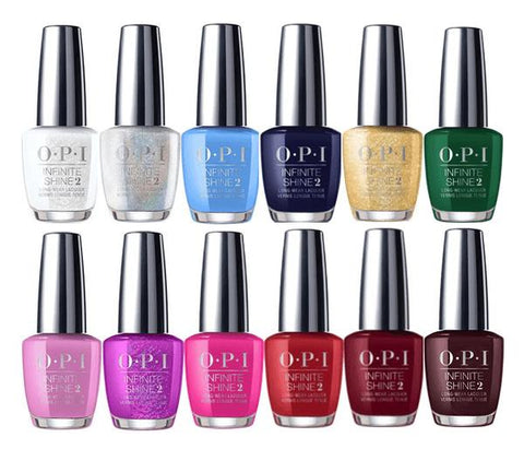 OPI INFINITE SHINE THE NUTCRACKER COLLECTION HOLIDAY 2018 - Nails Plus Depot