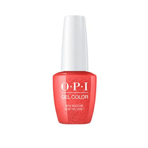 OPI GELCOLOR NOW MUSEUM, NOW YOU DON'T 15ML. - Nails Plus Depot