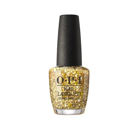 OPI THE NUTCRACKER COLLECTION - GOLD KEY TO THE KINGDOM - Nails Plus Depot