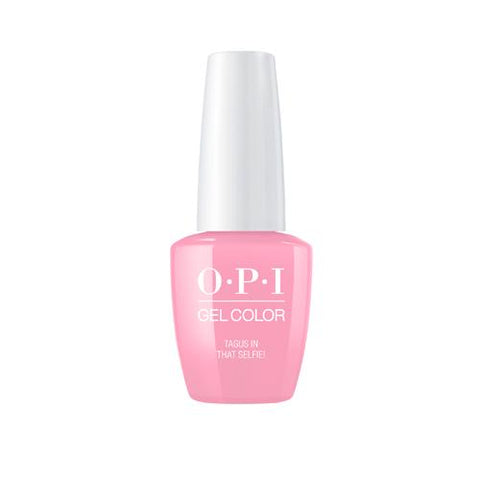 OPI GELCOLOR TAGUS IN THAT SELFIE! 15ML. - Nails Plus Depot