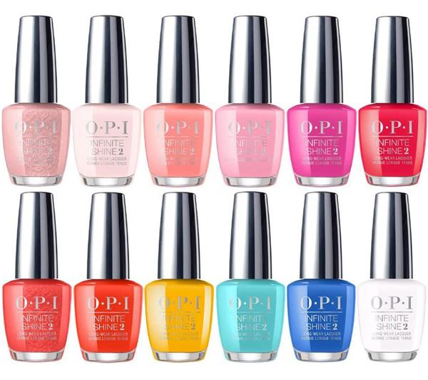 OPI INFINITE SHINE LISBON COLLECTION SPRING 2018 - Nails Plus Depot