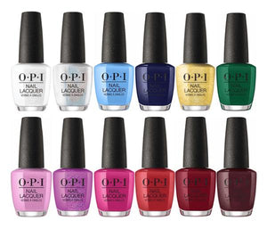 OPI  THE NUTCRACKER COLLECTION HOLIDAY 2018 - Nails Plus Depot