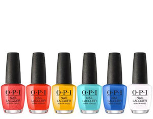 OPI LISBON COLLECTION SPRING 2018 SET- 15 ML. - Nails Plus Depot