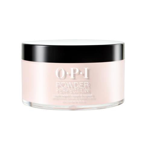 OPI  POWDER PERFECTION BUBBLE BATH COLOR POWDER 4.5 OZ. - Nails Plus Depot