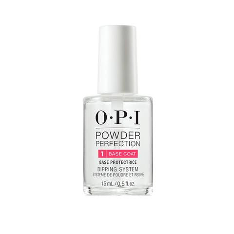 OPI POWDER PERFECTION STEP 1 BASE COAT 0.5 OZ. - Nails Plus Depot