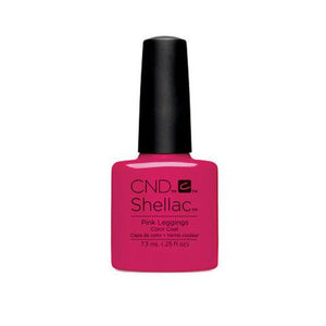 CND SHELLAC - PINK LEGGINGS  .25 OZ. - Nails Plus Depot
