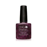 CND SHELLAC -  POISON PLUM  .25 OZ. - Nails Plus Depot