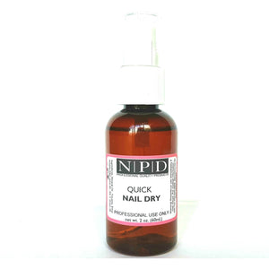 QUICK NAIL DRY  2 OZ - Nails Plus Depot