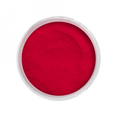 COLOR ACRYLIC POWDERS - CHERRY RED 1/2 OZ. - Nails Plus Depot