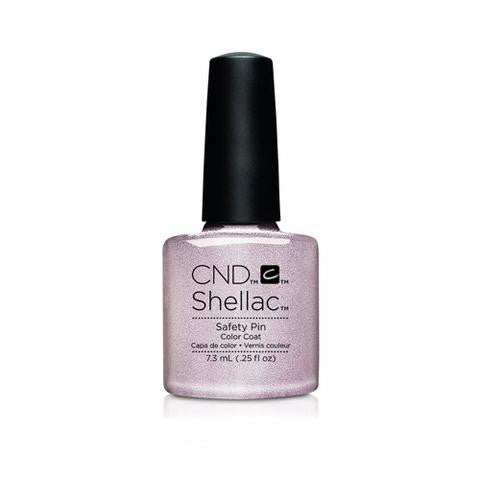 CND SHELLAC - SAFETY PIN  .25 OZ. - Nails Plus Depot