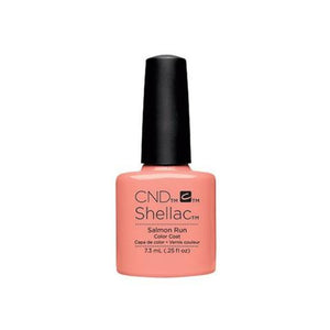 CND SHELLAC - SALMON RUN  .25 OZ. - Nails Plus Depot
