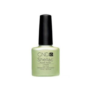CND SHELLAC - LIMEADE  .25 OZ. - Nails Plus Depot
