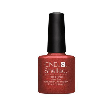 CND SHELLAC - HAND FIRED .25 OZ. - Nails Plus Depot