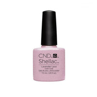 CND SHELLAC - LAVENDER LACE  .25 OZ. - Nails Plus Depot - Professional Nail Supplies