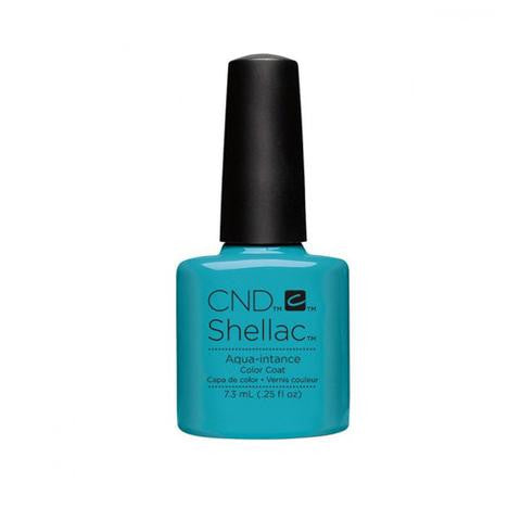 CND SHELLAC - AQUA - INTANCE   .25 OZ. - Nails Plus Depot