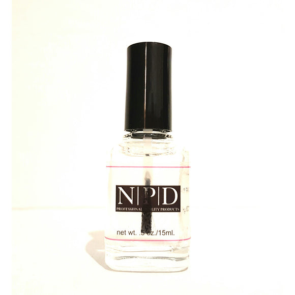 HIGH GLOSS FINITO TOP GEL .5 OZ.(15ML.) - Nails Plus Depot
