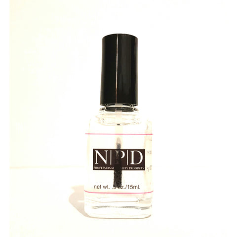 NPD TOP COAT 15ML. - Nails Plus Depot