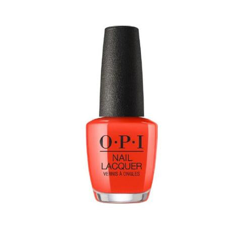 OPI LISBON COLLECTION- A RED-VIVAL CITY 15 ML. - Nails Plus Depot