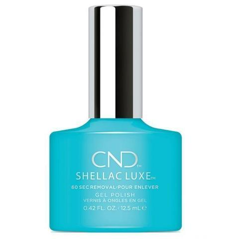 CND - Shellac Luxe Aqua-Intance 0.42 oz - Nails Plus Depot