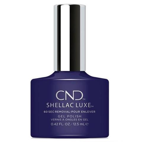 CND - Shellac Luxe Eternal Midnight 0.42 oz - Nails Plus Depot